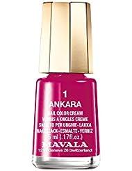 Mavala Switzerland Nail Color Cream 1 Ankara