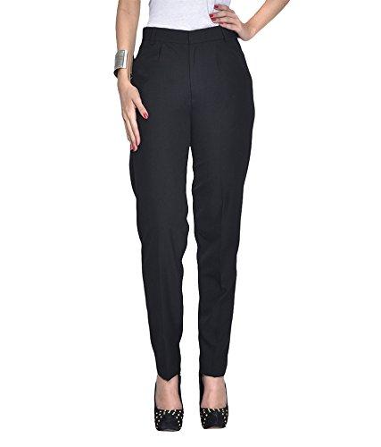 American-Elm Women's Formal Office Trousers