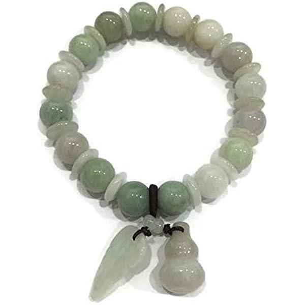 Handcrafted Beaded Bracelet Prosperity Brown Goldstone and Red Jade Bracelet Gift for Women Stretchy Bracelet Gemstone Bracelet