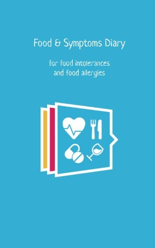 fructose+health Products : Food and Symptoms Diary (blue cover)
