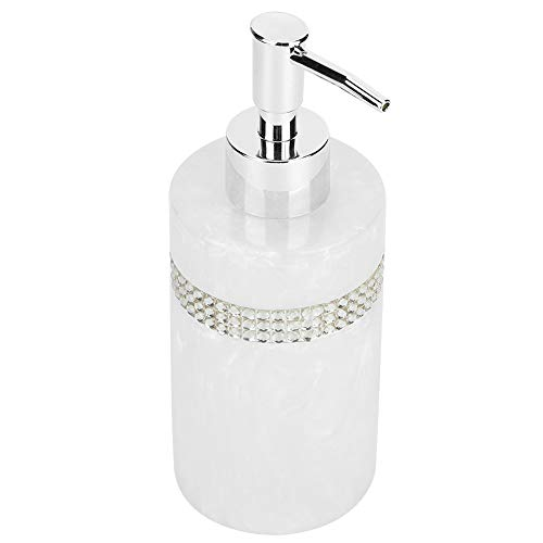 OIHODFHB De witte Innovatieve Dispenser van de Harszeep Lotion voor de Handwas van de Shampoodouche 300ml
