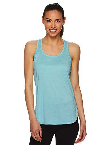 HEAD Women's Racerback Tank Top - Sleeveless Performance Activewear Shirt w/Open Back Options - Adapt Very Berry, - Racerback Performance Tank