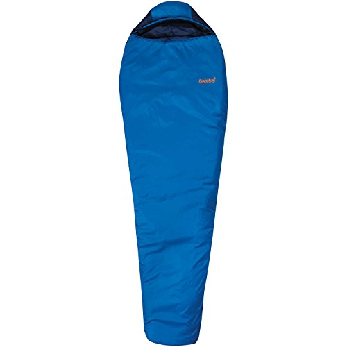 Eureka! Cimarron 15-Degree, 3-Season Mummy Sleeping Bag, Regular Size, Blue (4 Pounds 1 Ounce)