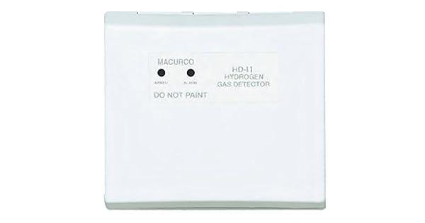 Amazon.com: macurco hd-11 de hidrógeno H2 Detector para su ...