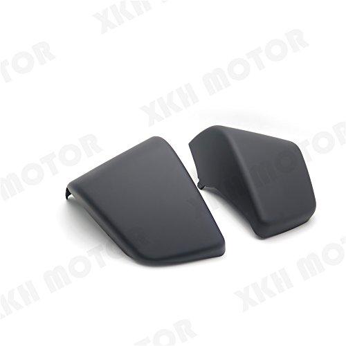 XKH MOTO- Black Battery Side Fairing Cover For Honda Shadow ACE 750 VT750 C D VT400 97-03 by XKH-MOTO (Image #6)