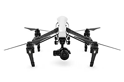 DJI Inspire 1 PRO with eDig Custom Flight Bundle. Includes 8x TB48 Batteries, 2 Charging Hubs, iPad Air, Osmo Handle Kit with X5 Adapter, Go Professional Case, 3x 64GB Cards and more...