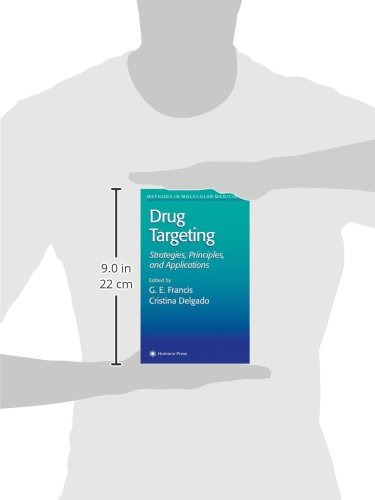 Drug Targeting: Strategies, Principles, and Applications (Methods in Molecular Medicine)