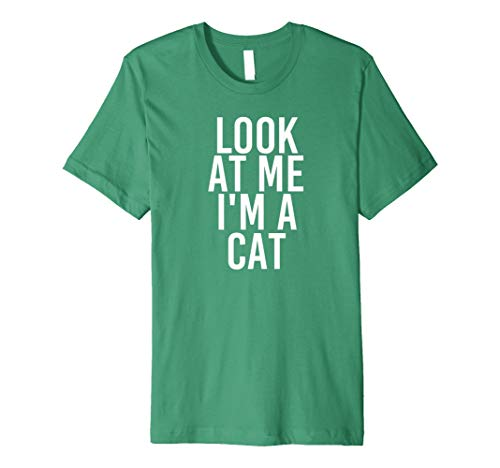 Cat Costume Group Easy Outfit Shirt for -