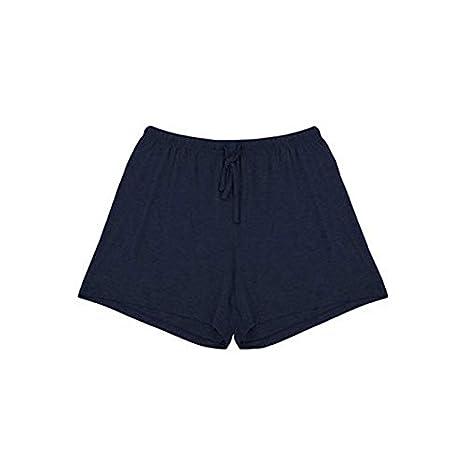 XZDCDJ Sommer Shorts Damen Sport Bequem Hose Damen locker Capri Hose drucken Strand Boardshorts Quick Dry Bademode Bottom Workout Shorts Hosen(Wei/ß,S-XL)