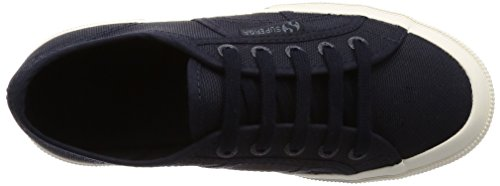 Women's 2750 Cotu Navy J47 Superga White Full Sneaker Blue P6q5wEwdx