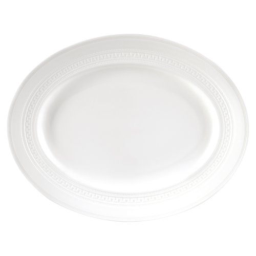 Wedgwood Oval Plates (Wedgwood Intaglio 13-3/4-Inch Oval Platter)