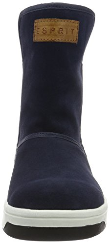 ESPRIT Women's Ducky Bootie Slouch Boots Blue (400 Navy400 Navy) OL9hYWb4t