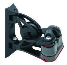 Harken 40mm Carbo Pivot Lead W/AL Cam; Replaces - Mm 40 Carbo Block
