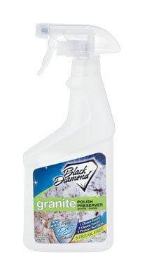 Black Diamond Granite Polish-Preserver Trigger Spray Bottle 16 Oz by Black Diamond Stoneworks