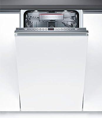 Bosch SPV66TD00E lavavajilla Totalmente integrado 10 cubiertos A++ ...