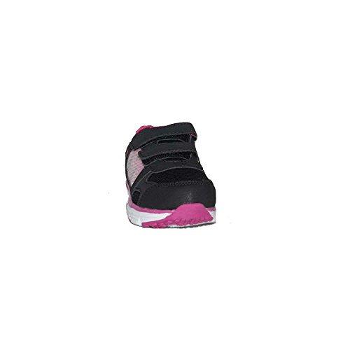 DEMAX Zapatillas Runing Colores 3-2385C Negro