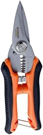 BXKEJI ツールワイヤーカッターセットワイヤーストリッパー圧着工具ニードルノーズプライヤーワイヤーストリッパー圧着工具多機能手動工具プライヤー