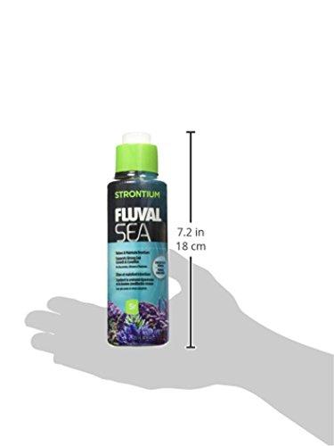 Fluval Sea Strontium for Aquarium, 8-Ounce