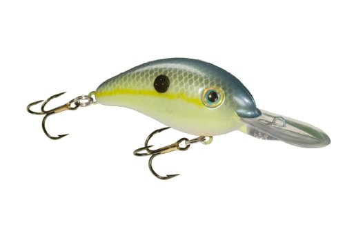 - Strike King Pro-Model Series 5 Bait (Chart. Sexy Shad, 0.5-Ounce)
