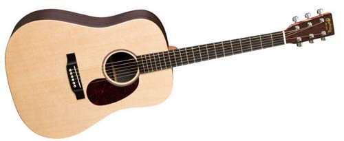 Martin X Series 2015 DX1RAE Dreadnought Acoustic-Electric Guitar - Professional Dreadnought Series