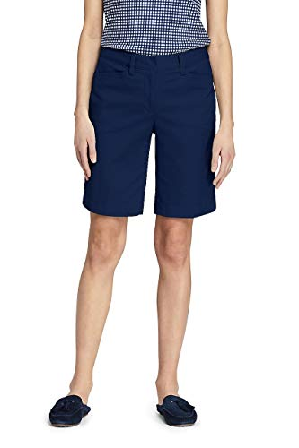 (Lands' End Women's Mid Rise 10
