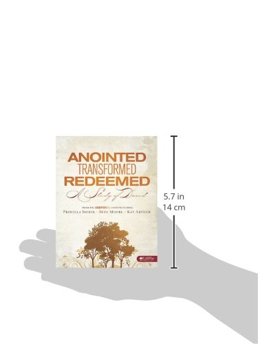 Anointed, Transformed, Redeemed a Study of David (Audio CD Set) by LifeWay Christian Resources