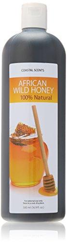 Coastal Scents Natural African Wild Honey, 16.90 Fluid Ounce