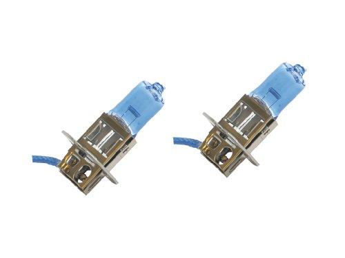 Halo Automotive Icis Blue H3 (12v 55w) Bulb - Twin Pack - 200sx Halo Headlights