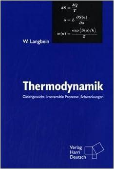 Book Thermodynamik: Gleichgewicht, Irreversible Prozesse, Schwankungen