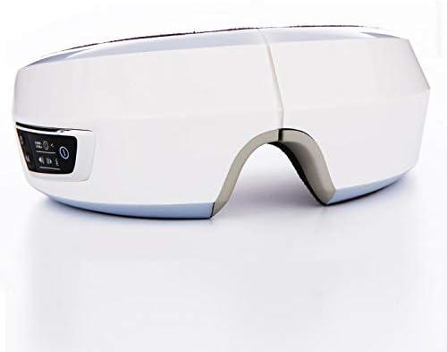 目の疲労アイケアを緩和するためにアイマッサージャーエアーマッサージ暖房機能ワイヤレス・アイマッサージャー折り畳み式充電式アイプロテクター