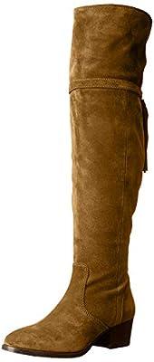 Frye Women's Clara Tassel OTK Slouch Boot