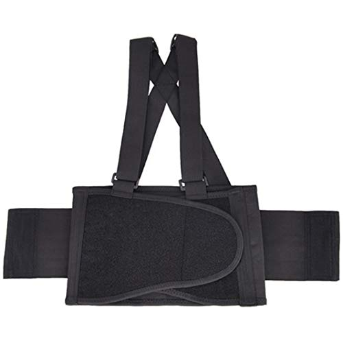 d6ac62d2541a XDH-RTS Men Back Support Belt Back Brace Pain Heavy Lift Working Belt  Protector Lumbar Waist Shoulder Support Posture Corrector