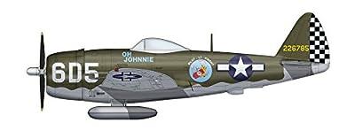 "Hobby Master HA8408, P-47D Thunderbolt 1/48 Die Cast Model, 226785 Lt. Raymond Knight, ""Oh Johnnie,"" 346 FS, 350 FG"