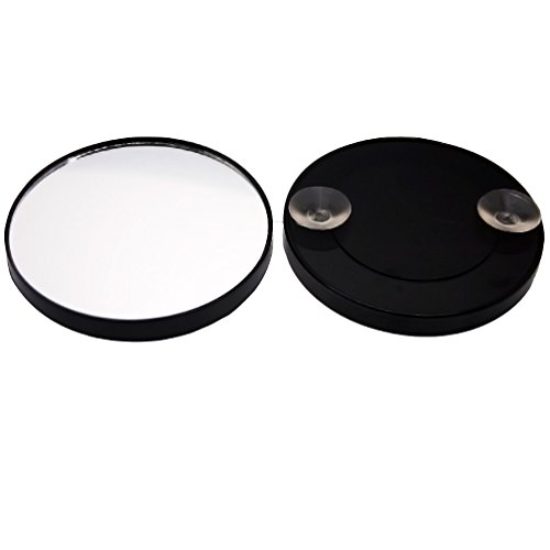 Emilystores 15x Magnifying Mirror With Suction Cup Fixture