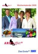 ARD Buffet 2009: Wochenkalender