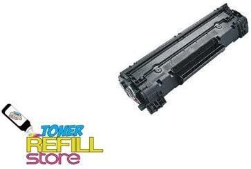 Amazon.com: Toner Refill Store ™ Negro Compatible Cartucho ...