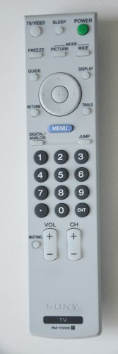 Neohomesales REMOTE CONTROL SONY RM-YD005 OEM Original Part: 1-479-686-21 (Sony Parts For Tv)