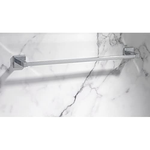 "on sale Richelieu Hardware NB1031843 Palisades Collection Towel Bar, 19-1/2"", Chrome"