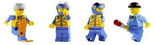 LEGO City Coast Guard Helicopter /& Life Raft 7738 173929