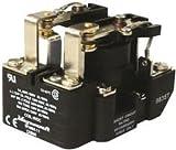 Schneider Electric/Magnecraft 199AX-4 Relay; E-Mech; Power; SPDT; Cur-Rtg 40A; Ctrl-V 120AC; Vol-Rtg 277/28AC/DC; Screw