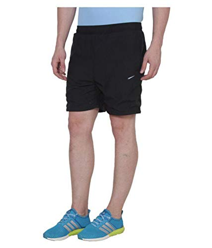 FINZ AIR Gym Shorts for Men, Man, Boys, Gents Zipper Pockets
