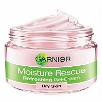Garnier Moisture Rescue Refreshing Gel-Cream for Dry Skin