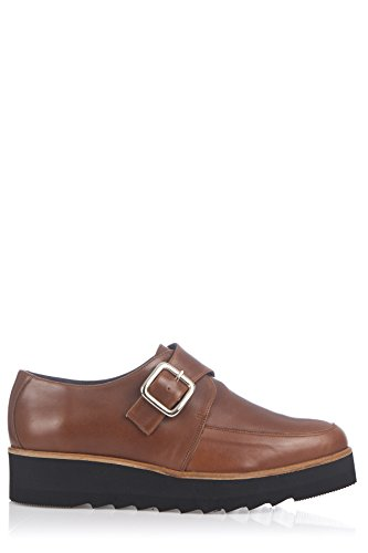 Laura Shoes Donna marrone Moretti Scarpe Bugy pr0xqpawH