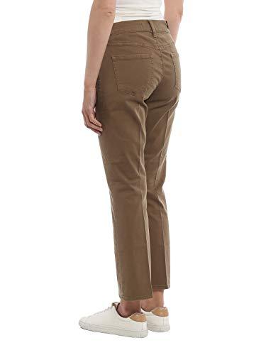 J Algodon Jb000651j30508 Jeans Marrón Mujer Brand rrxqwAUP