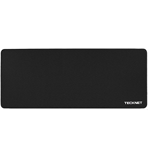 Extended Mousepad Computer Keyboard Non slip