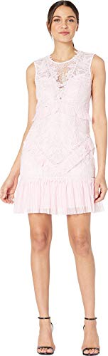 Bardot Women's Francesca Dress Pink Lady X-Small
