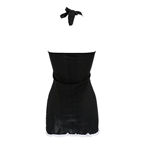 AMUSTER Moda Donna Plus Size Nero Push-Up Un Pezzo Di Nuoto Abito Costume Da Bagno Bikini Costumi Da Bagno Tankini