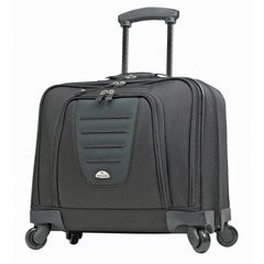 (Samsonite Mobile Offices Spinner Notebook Rolling Case)
