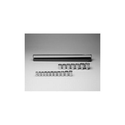 Wright Tool #469 18-Piece 12-Point Standard Metric Socket Se
