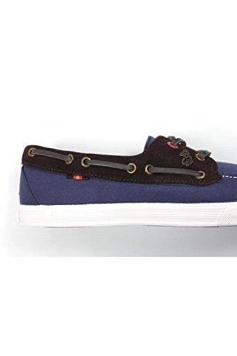 Luke 1977 , Herren Bootsschuhe blau dunkles marineblau